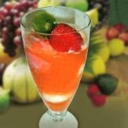 Affogato frutta